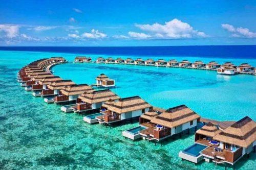 Pullman Maldives鉑爾曼度假村_馬爾地夫渡假村